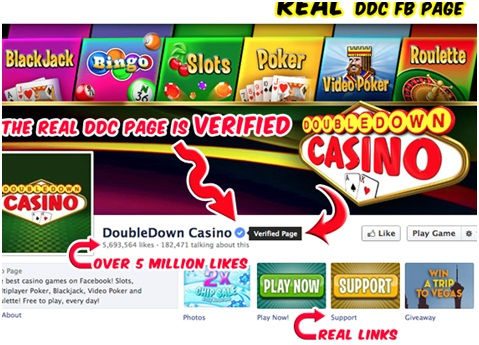 New doubledown casino codes facebook